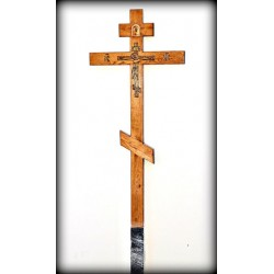 Крест средний без крыши