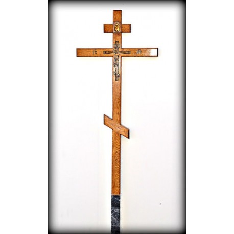 Крест малый без крыши