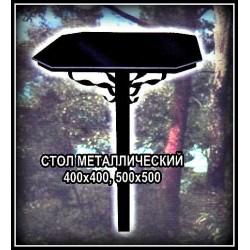 Стол металический