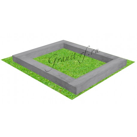 Цоколь бетонный ЦБ1701